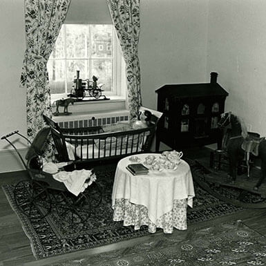 Children's Room as displayed by W. Parsons Todd